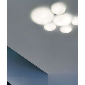 Morosini Alaska PP26 Lampada Parete/Soffitto Vetro Soffiato