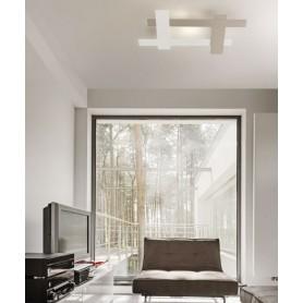 ANTEALUCE Framing 6846PLM Lampada a LED da Soffitto 27w