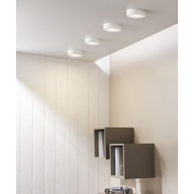 ANTEALUCE Ring 6912.15 Lampada da Soffitto a LED 9w