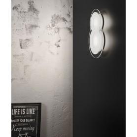 ANTEALUCE Crazy Eight 6862.60 Lampada a LED da Parete
