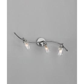 Toplight Feeling 1011/F3 Lampada Parete
