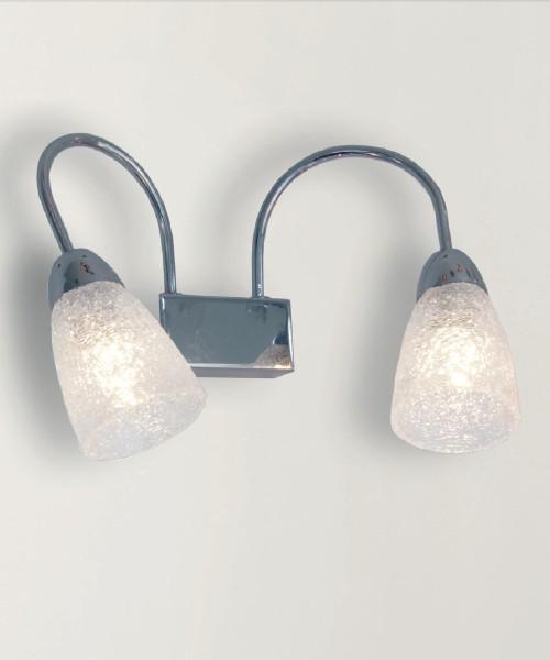 Toplight Feeling Net 1011/A2 Lampada Parete 4 Colori