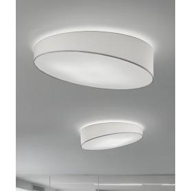 Morosini Pank PL120E Lampada Soffitto Tessuto Diffondente 7 Colo