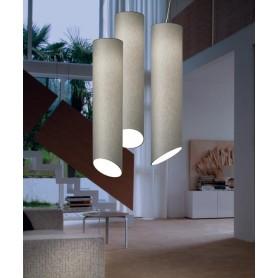 Morosini Pank SO18 Lampada Tessuto Diffondente 7 Colori