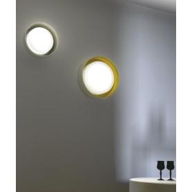 Micron Loop M5670 Lampada Soffitto/Parete LED 4 Colori