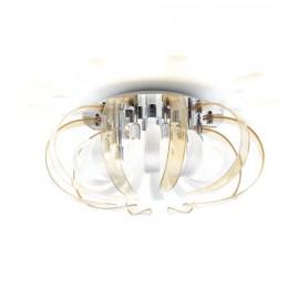 Micron Mama M5160 Lampada Soffitto 10 Luci 3 Colori