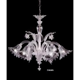 Lora Lira 3085 Lampadario di Murano - Personalizzabile
