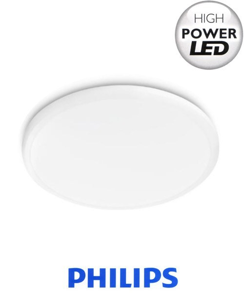 Philips Twirl MyLiving 318143116 Plafoniera a LED Piccola