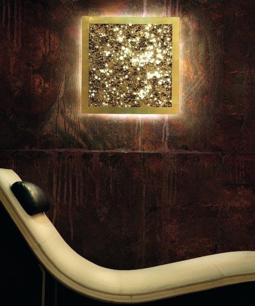 Evi Style Groove PP Q55 Lampada Parete/Soffitto 3 Colori