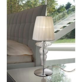 Evi Style Gadora CO Lampada Tavolo 4 Colori