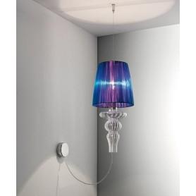 Evi Style Gadora PA1 S Lampada Parete/Soffitto 4 Colori