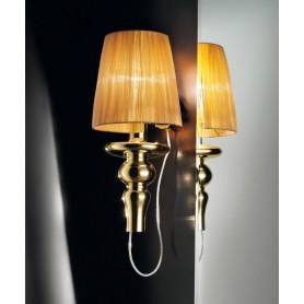Evi Style Gadora Chic PA1 Lampada Parete 3 Colori