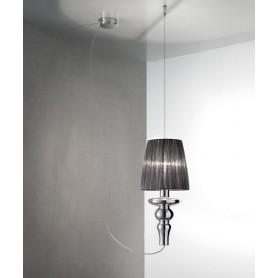 Evi Style Gadora Chic PA1 S Lampada Parete/Soffitto 3 Colori