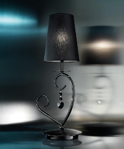 Evi Style Heart CO Lampada Tavolo 5 Colori