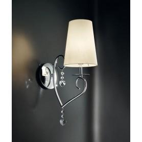 Evi Style Heart PA1 Lampada Parete 5 Colori