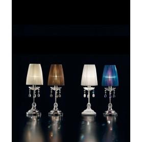 Evi Style Hermitage CO Lampada Tavolo 3 Colori