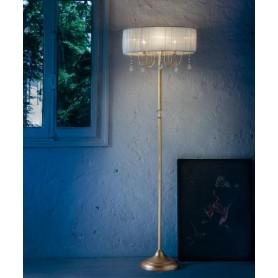 Evi Style Louvre TE Lampada Tavolo 9 Colori 5 Luci