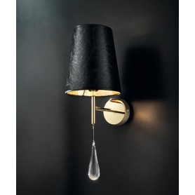 Evi Style Tears PA1 Lampada Parete 2 Colori