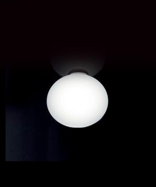 LEUCOS Sphera PL29 Lampada Soffitto/Parete Vetro Soffiato