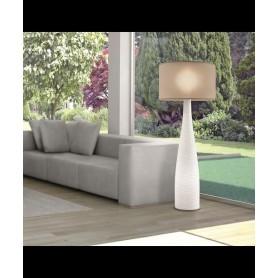LEUCOS Class Plus Lampada Terra Vetro Soffiato 3 Colori
