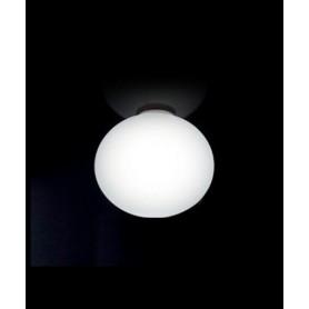 LEUCOS Sphera PL37 Lampada Soffitto/Parete Vetro Soffiato