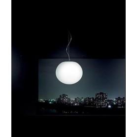 LEUCOS Sphera S20 E14 Lampada Sospensione Vetro Soffiato