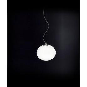 LEUCOS Sphera S29 Lampada Sospensione Vetro Soffiato