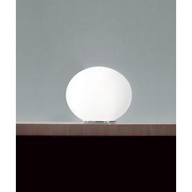 LEUCOS Sphera T3/20 Lampada Tavolo Vetro Soffiato