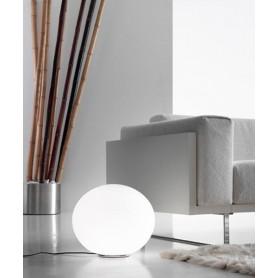 LEUCOS Sphera T3/45 Dimmer Lampada Tavolo Vetro Soffiato