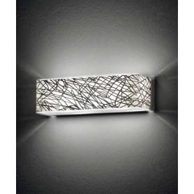 LEUCOS Block P29 Lampada Parete 3 Colori R.E