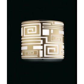 LEUCOS Eris 30 Lampada Parete/Soffitto 3 Colori R.E
