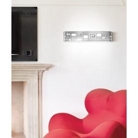 LEUCOS Eris 65 Lampada Parete/Soffitto 3 Colori R.E