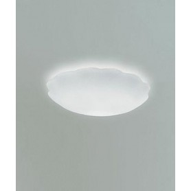 LEUCOS Nubia PP45 Lampada Parete/Soffitto Vetro Soffiato R.E.