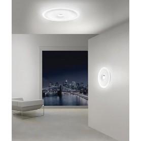 LEUCOS Planet 32 Lampada Parete/Soffitto LED