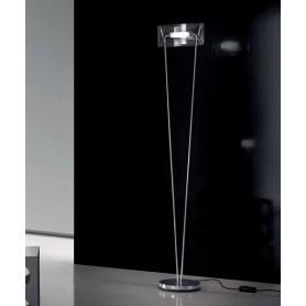 LEUCOS Vittoria TR1/C Lampada Terra Vetro Soffiato