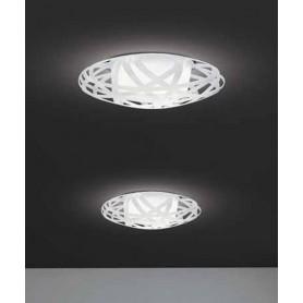 LEUCOS X-Ray P-PL 65 Lampada Parete/Soffitto 3 Luci