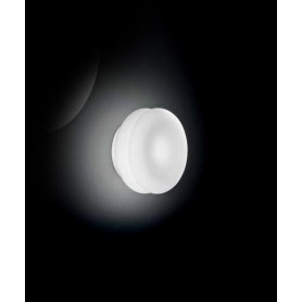 LEUCOS Wimpy PP16 Lampada Parete/Soffitto Vetro Soffiato LED