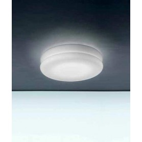 LEUCOS Wimpy PP32 Lampada Parete/Soffitto Vetro Soffiato LED