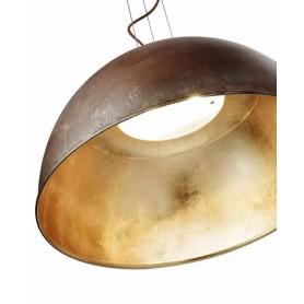 Il Fanale Galileo 251.36 LED Lampadario Rustico 4 Colori