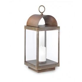 Il Fanale Lanterne 265.01 Lampada Terra Bassa Esterno 2 Colori