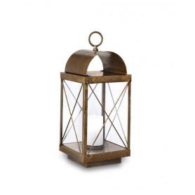 Il Fanale Lanterne 265.11 Lampada Terra Bassa Esterno 2 Colori