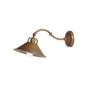 Il Fanale La Cascina 204.04 Lampada Rustica Parete 1 Luce