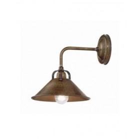 Il Fanale La Cascina 204.05 Lampada Rustica Parete 1 Luce