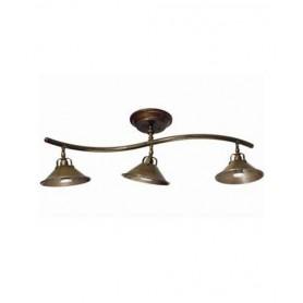 Il Fanale La Cascina 204.21 Lampada Rustica Soffitto 3 Luci