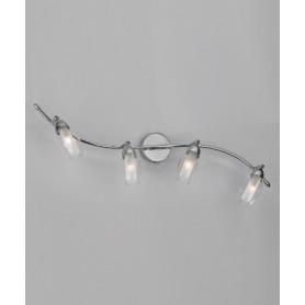 Toplight Feeling 1011/F4 Lampada Parete