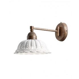 Il Fanale Anita 061.13 Lampada Rustica Parete 1 Luce
