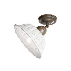 Il Fanale Anita 061.23 Lampada Rustica Soffitto 1 Luce