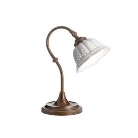 Il Fanale Anita 061.52 Lampada Rustica Tavolo 1 Luce