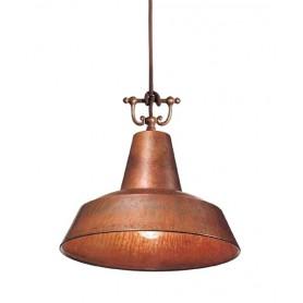 Il Fanale Osteria 242.11 Lampadario Rustico 1 Luce