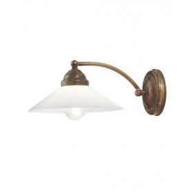 Il Fanale Tabia' 212.17 Lampada Rustica Parete 1 Luce